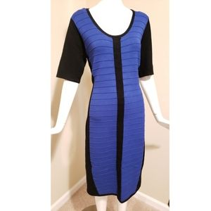 NWT Ashley Stewart Midi Sheath Dress